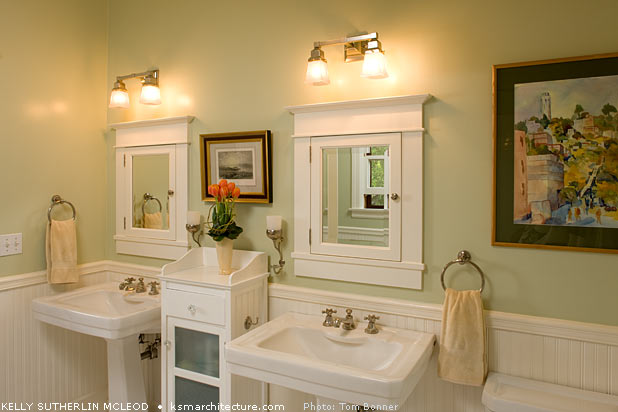 Craftsman Style Bathroom Images : Portfolio kelly sutherlin mcleod architecture